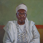 Thumnail of King Sulaiman Yukubu of Miya