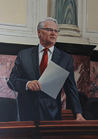 Hon. Gordon Campbell<br>34th Premier of British Columbia