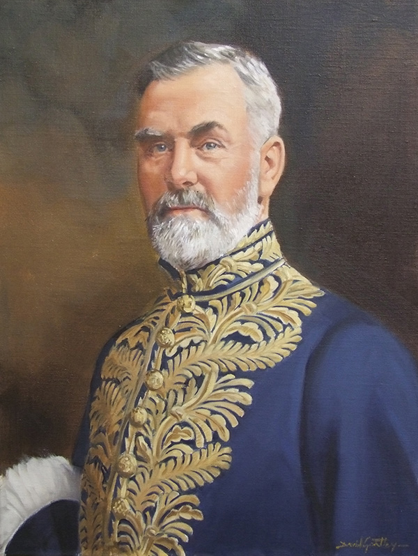 Hon. James Dunsmuir<br>8th Lt. Governor of BC