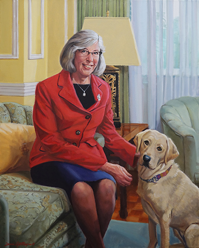 The Hon Judith Guichon<br>29th Lt. Governor of BC