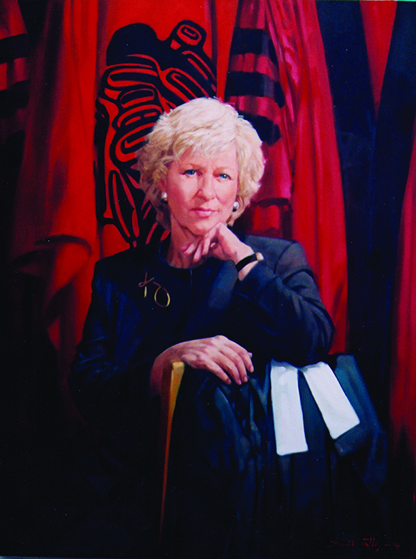 Rt. Hon. Kim Campbell<br>19th Prime Minister of Canada