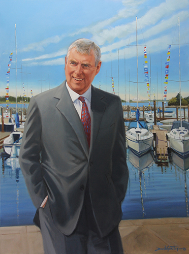 His Royal Highness Prince Andrew