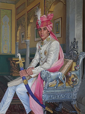His Highness The Maharaja of Jaipur